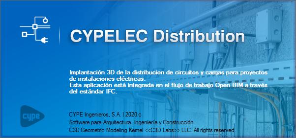 CYPELEC Distribution. Iniziare il progetto
